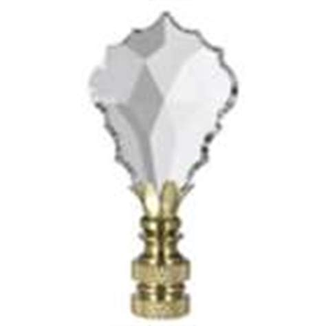 swarovski faceted l shade finial 32441 ls plus