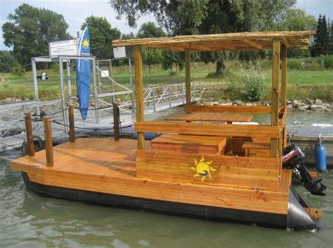 Grizzly Bar Boat Race Party by Perebo Schwimmsysteme Perebo Freizeitboot Konfigurator