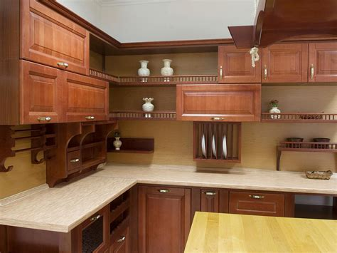 Kitchen Cabinet Design Ideas Pictures, Options, Tips