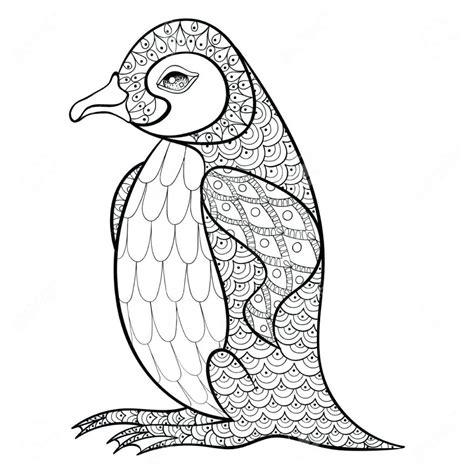 Best Penguin Coloring Pages Ideas And Images On Bing Find What