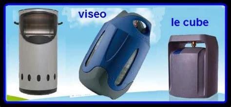 ektor confort plus utilisable en int 233 rieur avec les bouteilles de gaz viseo et cube butane