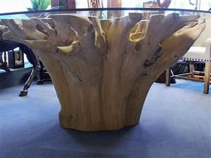 Esstisch Für 6 Personen : tisch esstisch glastisch konferenztisch rund wurzelholz f r 6 personen 4194 ebay ~ Markanthonyermac.com Haus und Dekorationen