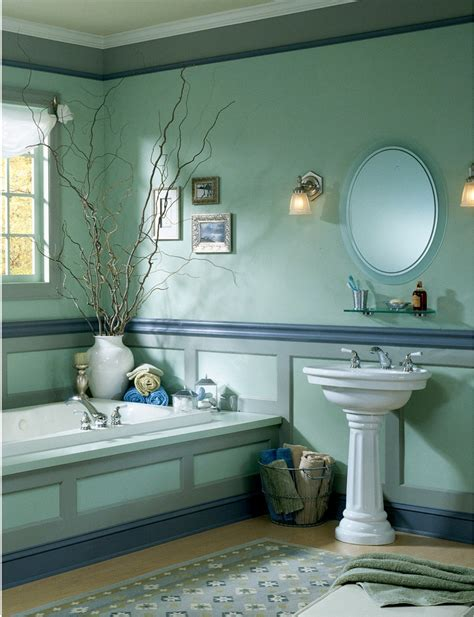 Blue Bathroom Ideas Gratifying You Who Love Blue Color