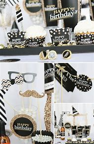 Best Black White And Gold Party Ideas And Images On Bing Find