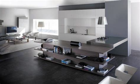 Small Living Room Decorating by Kitchen And Living Room Combined A Few Fun Solutions