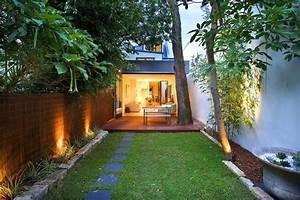Bilder Schmal Und Lang : reihenhausgarten gestalten ideen und tipps f r den rechteckigen garten ~ Markanthonyermac.com Haus und Dekorationen