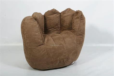Baseball Glove Bean Bag Chair