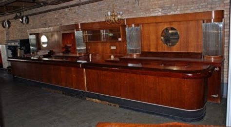 deco front and back bar salvage one