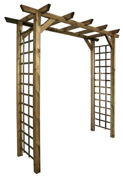 fabriquer tonnelle en bois id 233 es de d 233 coration et de mobilier pour la conception de la maison