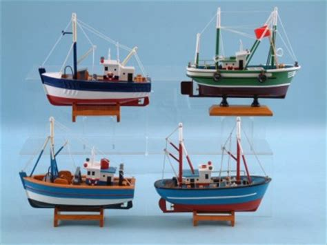 Fishing Boat Models For Sale by Model Fishing Boats Including Trawlers Fifies And Crab