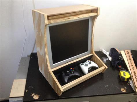mini mame arcade cabinet kit ftempo inspiration