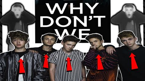Reacting To Why Don't We!!! *new Song* Youtube