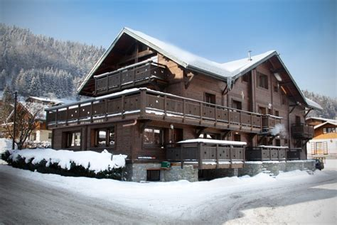 the best independent catered ski chalets in