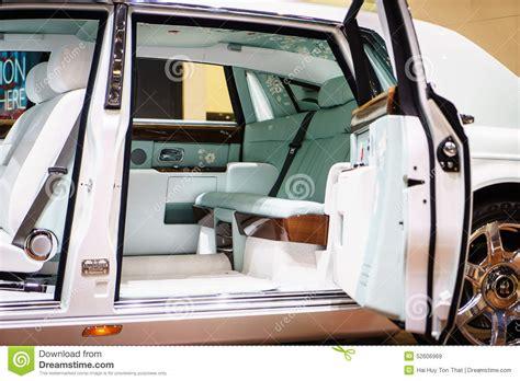 int 233 rieur de rolls royce phantom salon de l automobile geneve 2015 image stock 233 ditorial