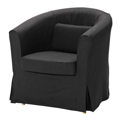 Ektorp Chair Cover Blekinge White by Ektorp Tullsta Chair Cover Idemo Black Ikea