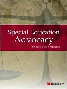 Special Education Advocacy 9781422479582 | BarristerBooks ...