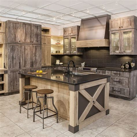 the 25 best ideas about armoire de cuisine on cuisine design deco cuisine and