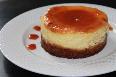 cheesecake au caramel au beurre sal 233 all in the kitchen