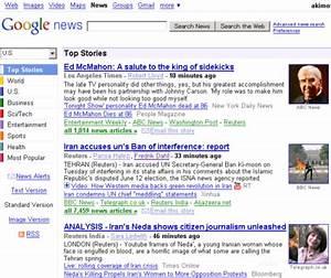 Googleニュース(米国)が、記者名にリンクを追加 | 秋元@サイボウズラボ・プログラマー・ブログ