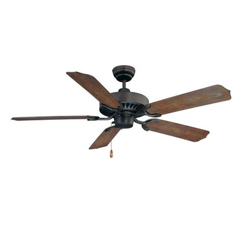 photon 52 quot bronze outdoor ceiling fan at menards 174