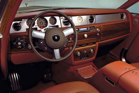 interieur rolls royce phantom coupe photo rolls royce