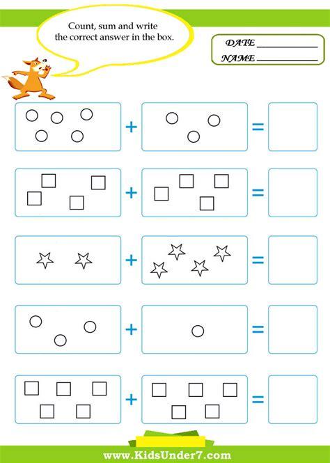 Math Worksheets For Kids Chapter #2 Worksheet Mogenk Paper Works