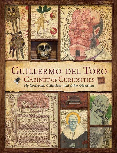 guillermo toro s new book news