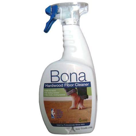 bona hardwood floor and stair tread cleaner 32oz spray
