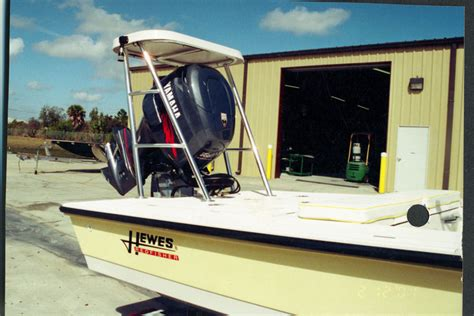 Maverick Boats Fort Pierce Florida by T N T Boatworks Polling And Casting Platforms