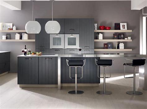 craquez pour une cuisine grise d 233 coration