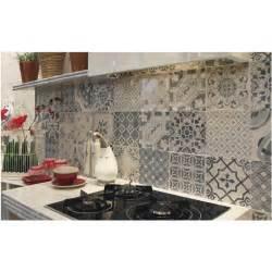 plaque imitation carrelage pour cuisine stunning carrelage adhsif x cm ps oslo adhsive