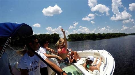 Boat R Lake Monroe by St John River Lake Monroe Boat Day Youtube