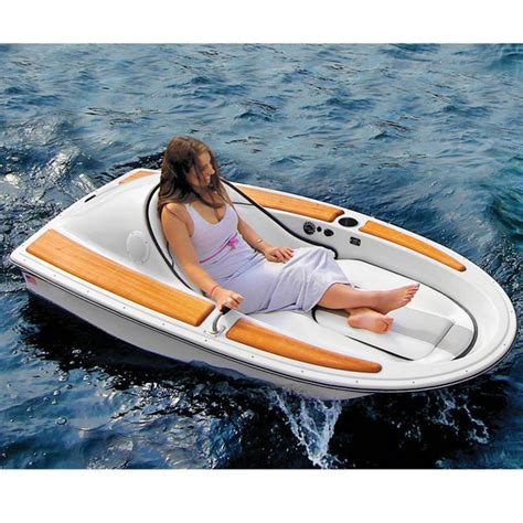 One Man Boats For Sale In Sc by Hammacher Schlemmer Redefines The One Person Electric