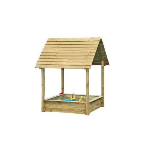 bac 224 en bois avec toit et couvercle selma park