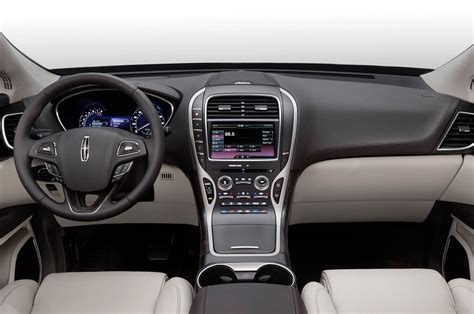 2018 Lincoln Mkx  Redesign, Changes, Specs, Interior