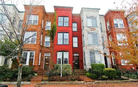 Best New Listings Capitol Hill Row House, Logan Circle
