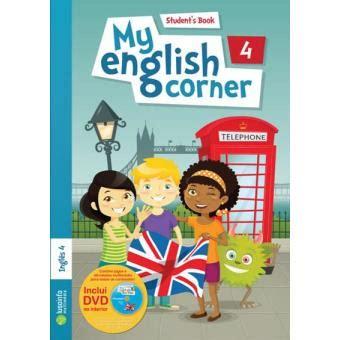 My English Corner! 4º Ano  Course Book + Mec Online  Vários  Compre Livros Na Fnacpt