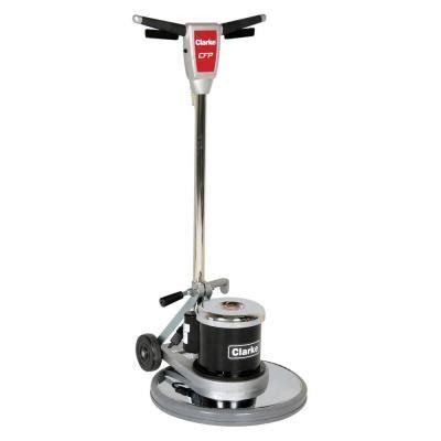 clarke cfp 2000 commercial floor polisher 20 in pad
