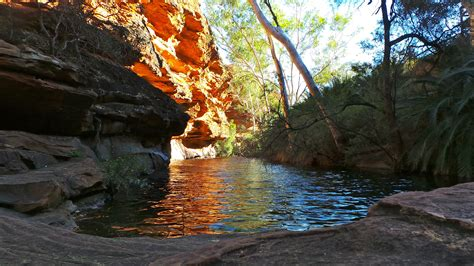 Top 5 Swimming Spots In The Red Centre
