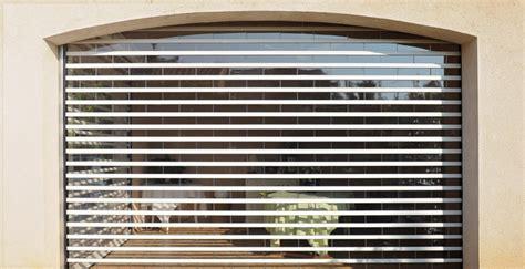 volet rideau transparent de s 233 curit 233 alu phil services