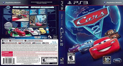 Blus30725  Cars 2 The Video Game