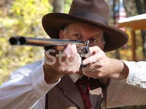 Man Aiming Shot Gun stock photos - FreeImages.com