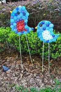 Frühlingsdeko Mit Kindern Basteln : sch ne gartenideen zum selbermachen sommer pinterest basteln garten deko und garten ~ Markanthonyermac.com Haus und Dekorationen