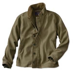 orvis vintage n 1 naval deck coat