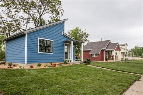 Small Homes : A Tiny Home Community Rises In Detroit-curbed Detroit