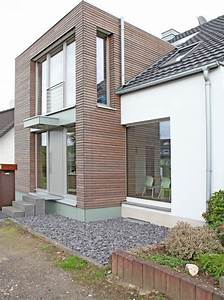 Anbau An Bestehendes Haus : anbau holzkiste modern haus fassade sonstige von unger architekten ~ Markanthonyermac.com Haus und Dekorationen