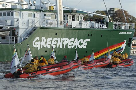 Schip Van Greenpeace by Greenpeace Loses 5 2 Million Over Bad Currency Bets Fortune