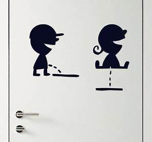 Toilette Für Kinder : wc aufkleber tenstickers ~ Markanthonyermac.com Haus und Dekorationen