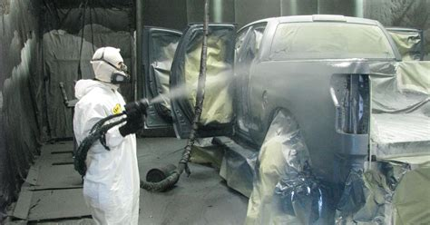 owners spray the whole truck with bedliner plastic