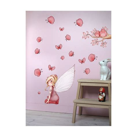 gallery of planche fe assise et papillons with stickers fille papillons